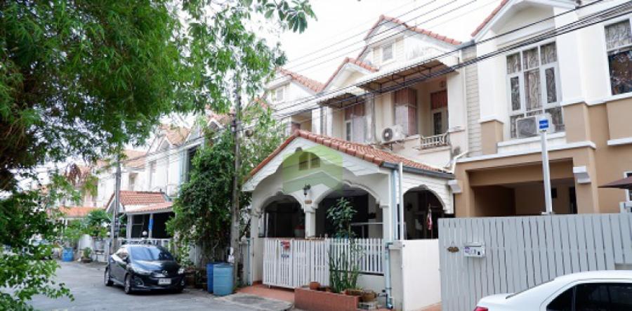 หมู่บ้าน วรารักษ์ รังสิต คลองสาม (Wararak Rangsit  Khlong Sam) ขายด่วน ทาวน์เฮ้าส์ 2 ชั้น  21 ตรว. คลองสาม  คลองหลวง ปทุมธานี