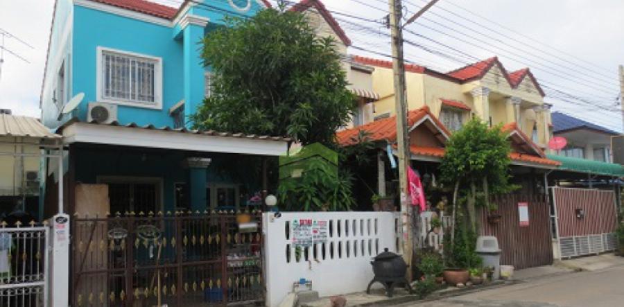 ขายด่วน บ้านแฝด 2 ชั้น ซอยเทียนทะเล7แยก6-5 ซอยบัวดี  เนื้อที่ 23.50 ตร.ว ต่อเติมหน้าบ้าน พร้อมอยู่