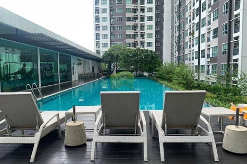 ขาย / ให้เช่า คอนโด แอสปาย พระราม 4 Aspire Rama 4 ชั้น 21 ตึก A เนื้อที่ 28.06 ตร.ม พร้อมเฟอร์ฯ ทำเลดี