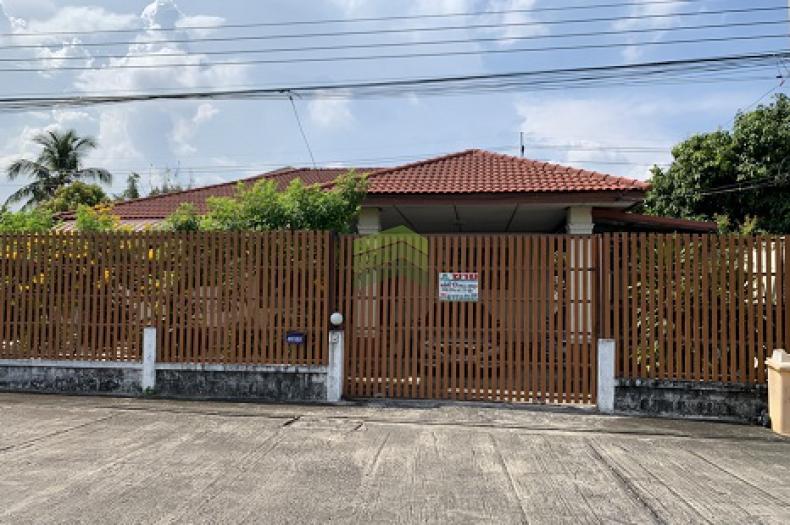 หมู่บ้าน กิตติชัยวิลล่า 9 ขายด่วน บ้านเดี่ยว ชั้นเดียว เนื้อที่ 104 ตร.ว มิตรไมตรี 18/5 หนองจอก สวย พร้อมอยู่