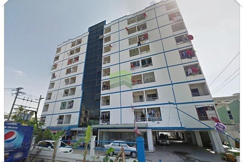 คอนโด ยุติธรรม Yutitham Tower ซอย เอกชัย 66 ขายด่วน คอนโด เนื้อที่ 27.92 ตร.ม ชั้น 8 ตึก B เฟอร์ฯครบ พร้อมอยู่