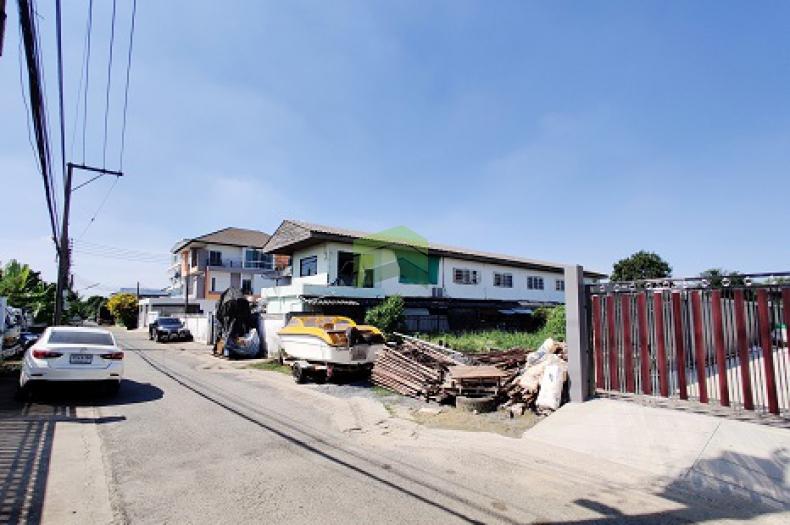 ขายด่วน ที่ดินเปล่า ซอยหรรษา 2 ถนนมาเจริญ เพชรเกษม81 บางบอน5 เนื้อที่ 97 ตร.ว ทำเลดี ราคาต่อรองได้