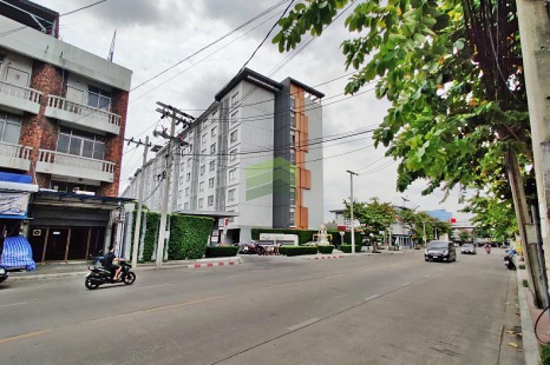 เดอะ ทรี ลาดพร้าว วังหิน The Tree condo Ladprao ขายด่วน คอนโด 29 ตร.ม ชั้น 4 ห้องมุม พร้อมเฟอร์ฯครบชุด ราคาถูก