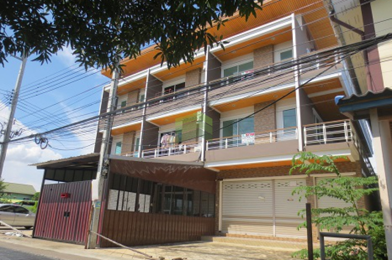 ขายด่วน อาคารพาณิชย์ 3 ชั้น 2 หลัง ซอย สุขสวัสดิ์ 39 แปลงริม 35.30 ตร.ว.,แปลงมุม 27.40 ตร.ว สร้างใหม่ สวย ทำเลดี หลังBig C สุขสวัสดิ์ เหมาะพักอาศัย หรือประกอบธุรกิจ