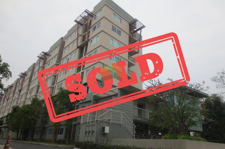 ขายด่วน ดี คอนโด D Condo จรัญ-บางขุนนนท์ เนื้อที่ 29.92 ตร.ม.บางกอกน้อย ชั้น 6 ตึกB วิวสวย