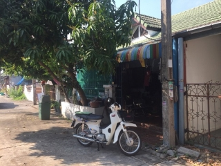 N0600368, ขายด่วน ทาวน์เฮาส์ชั้นเดียว หมู่บ้านนริศรา คลอง11  เนื้อที่ 18 ตร.ว. รังสิต นครนายก ธัญบุรี ปทุมธานี