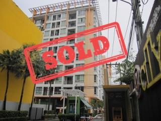N0600448, ขายด่วน คอนโด  แอท ซิตี้ สุขุมวิท  @ City Sukhumvit   35.94 ตร.ม ขายขาดทุน ถูกมาก ตกแต่งแล้ว พร้อมเข้าอยู่