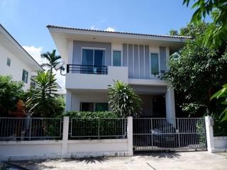 N0600490, ขายด่วน บ้านเดี่ยว 2 ชั้น หมู่บ้านภัทรีดา วิลล่า  Patreeda Villa เนื้อที่ 37.30 ตรว. บางเดื่อ เมือง ปทุมธานี
