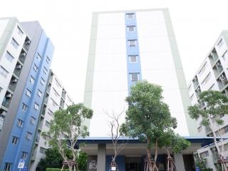 N0600531, ขายด่วน คอนโด ลุมพินี ทาวน์ชิป รังสิต คลอง1 เนื้อที่ 21.50 ตร.ม. อาคารบี5 ชั้น4 ประชาธิปัตย์ ธัญบุรี ปทุมธานี