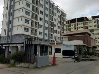 N0600587, คอนโด ดิ อเวนิว บีช  The Avenue Beach  อาคาร1 ชั้น 6 เนื้อที่ 22.60 ตร.ม. ขายด่วน บางเสาธง สมุทรปราการ