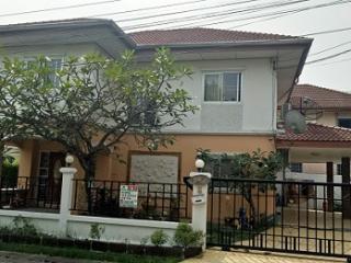 N0600283, หมู่บ้าน อิมพีเรียลพาร์ค เฟส3 ซอย9 Imperial Park Village  ขายด่วน บ้านเดี่ยว      ซอยเฉลิมพระเกียรติ 67 ใกล้สวนหลวง ร.9 ประเวศ