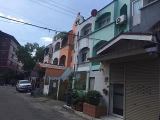 N0600574, หมู่บ้านสุนิสา คู้บอน ขายด่วน ทาวน์เฮาส์  20 ตรว. ซอยคู้บอน 6/2-1 คู้บอน คันนายาว  กรุงเทพ