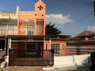 N0600724, ขายด่วน  หมู่บ้านเปรมปรีดิ์ รังสิตคลอง2 ทาวน์เฮาส์ 2ชั้น  37 ตร.ว หลังริม ถ.รังสิต-นครนายก 54 ประชาธิปัตย์ ธัญบุรี ปทุมธานี