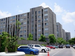N0600767, Plum Condo Samakkhi  ขายด่วน พลัม คอนโด สามัคคี อาคาร C ชั้น 2  เนื้อที่ 26.39  ตร.ม. พร้อมเฟอร์ฯ พร้อมอยู่