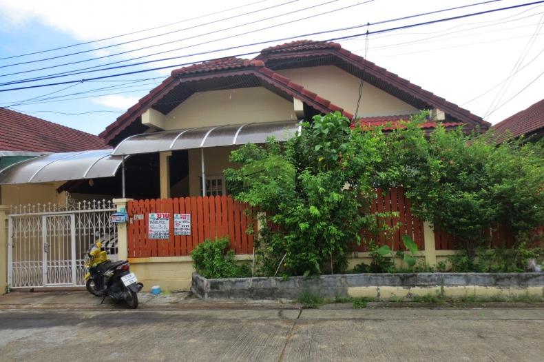 ขายด่วน บ้านเดี่ยวชั้นเดียว หมู่บ้านดวงทอง บางกรวย-ไทรน้อย เทศบาล2   เนื้อที่  42 ตรว. บางรักพัฒนา บางบัวทอง นนทบุรี