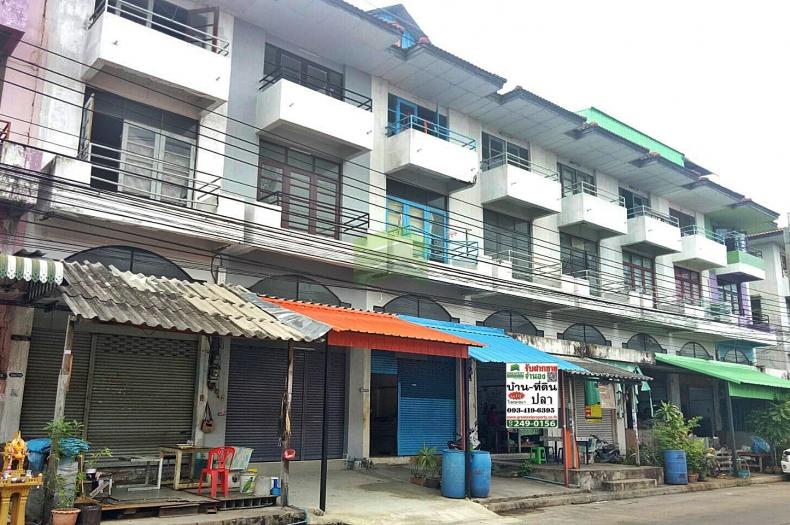 ขายด่วน อาคารพาณิชย์ 3.5 ชั้น หมู่บ้าน ปัญญานคร เทศบาลบางปู89 เนื้อที่ 17.80 ตร.ว ทำเลดี เหมาะประกอบกิจการ ออฟฟิต พักอาศัย