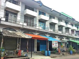 N0600799, ขายด่วน อาคารพาณิชย์ 3.5 ชั้น หมู่บ้านปัญญานคร เทศบาลบางปู89 เนื้อที่ 17.80 ตร.ว ทำเลดี เหมาะประกอบกิจการ ออฟฟิต พักอาศัย