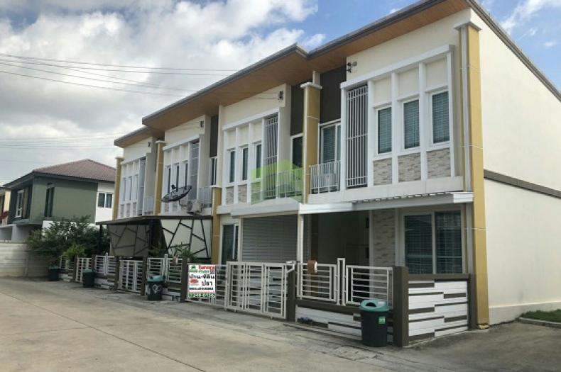 หมู่บ้าน โกลเด้น ทาวน์ บางนา-กิ่งแก้ว ขายด่วน ทาวน์โฮม 2 ชั้น Golden Town Bangna-Kingkaew เนื้อที่ 18.50 ตร.ว  กิ่งแก้ว บางพลี สมุทรปราการ