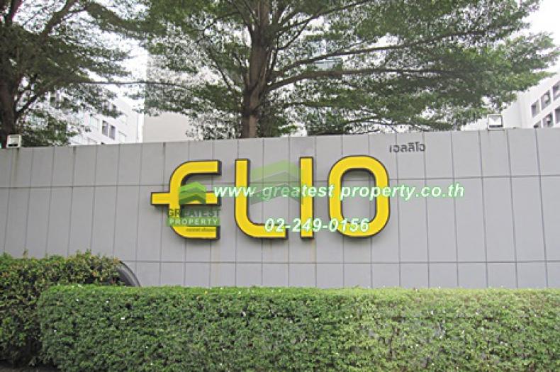 ขายด่วน คอนโด เอลลิโอ สุขุมวิท64  Elio Condo Sukhumvit64 เนื้อที่ 21.96 ตร.ม ชั้น 7 ตึก B ราคาถูก ต่อรองได้