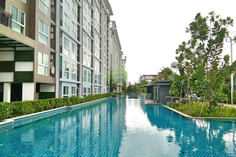 คอนโด ดิ ไอริส บางใหญ่ ขายด่วน The Iris Bangyai condo  เนื้อที่ 25.92 ตร.ม. ชั้น6 อาคาร 5 บางรักพัฒนา บางบัวทอง นนทบุรี พร้อมอยู่ ราคาไม่แพง