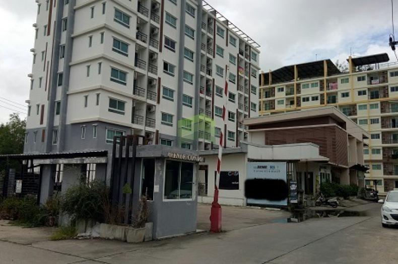 ขายด่วน คอนโด ดิ อเวนิว บีช The Avenue Beach อาคาร1 ชั้น 5 เนื้อที่ 22.60 ตร.ม. พร้อมเฟอร์ บางนา-ตราด กม.26 สมุทรปราการ
