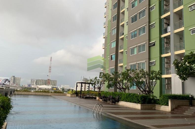 ขาย/ให้เช่า คอนโด ศุภาลัย ปาร์ค แคราย- งามวงศ์วาน ขายด่วน Supalai Park Khaerai-Ngamwongwan  เนื้อที่ 71.32 ตร.ม ชั้น 10  ห้องมุม ทำเลดี พร้อมเฟอร์ พร้อมอยู่
