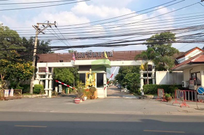 หมู่บ้าน คันทรีอินทาวน์ ท่าอิฐ ไทรม้า  ขายด่วน บ้านแฝด 2 ชั้น เนื้อที่ 35 ตร.ว  ถนนรัตนาธิเบศร์ เมืองนนทบุรี รีโนเวทใหม่ทั้งหลัง สวย พร้อมอยู่