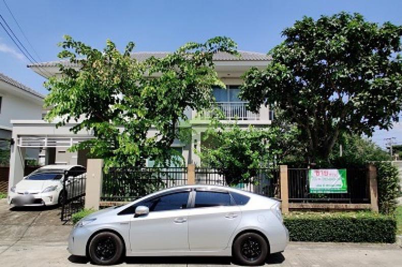 หมู่บ้าน ดีไลท์ แอทซีน วัชรพล-จตุโชติ Delight @ Scene Watcharapol-Jatuchot  ขายด่วน บ้านเดี่ยว 2 ชั้น แปลงมุม 52.30 ตร.ว. ทำเลดี ราคาต่อรองได้