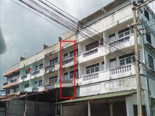 N0600934, ขายด่วน อาคารพาณิชย์ 3.5 ชั้น ถ.สหกรณ์ มหาชัย  เนื้อที่ 24 ตร.ว ต.บางหญ้าแพรก  เมือง สมุทรสาคร ทำเลดี เหมาะทำธุรกิจ ออฟฟิต ร้านค้า