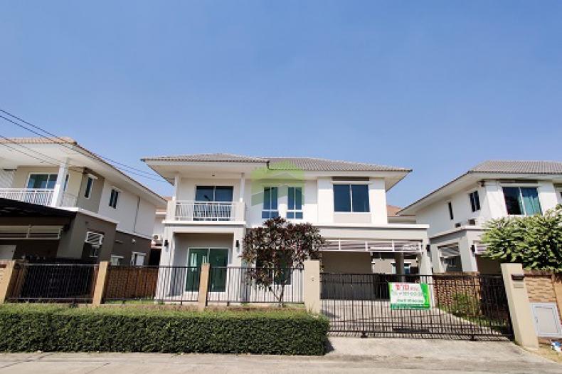 ขายด่วน บ้านเดี่ยว 2 ชั้น  หมู่บ้าน ดีไลท์ แอทซีน วัชรพล-จตุโชติ DELIGHT @ SCENE WATCHARAPOL-JATUCHOT เนื้อที่ 52.50 ตร.ว ทำเลดี ราคาต่อรองได้