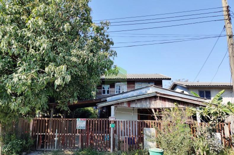 หมู่บ้าน มูลนิธิอุมาร์ 2 ขายด่วน บ้านเดี่ยว 2 ชั้น เนื้อที่ 60 ตร.ว ถนนคู้-คลองสิบ คลองสิบ หนองจอก ถูกมาก 350,000 บาทเท่านั้น