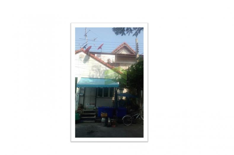 หมู่บ้านอุบลศรี  Baan Ubon Sri ขายด่วน ทาวน์เฮ้าส์ 2 ชั้น เนื้อที่ 18 ตร.ว. แพรกษา เมืองสมุทรปราการ สมุทรปราการ