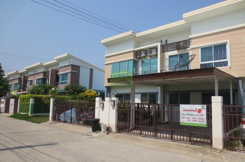 หมู่บ้าน ศุภาลัย เบลล่า วงแหวน-พระราม 2 Supalai Bella Wongwaen-Rama 2 ขายด่วน ทาวน์เฮ้าส์ 2 ชั้น เนื้อที่ 20.60 ตร.ว ทำเลดี พร้อมเฟอร์ฯ พร้อมอยู่