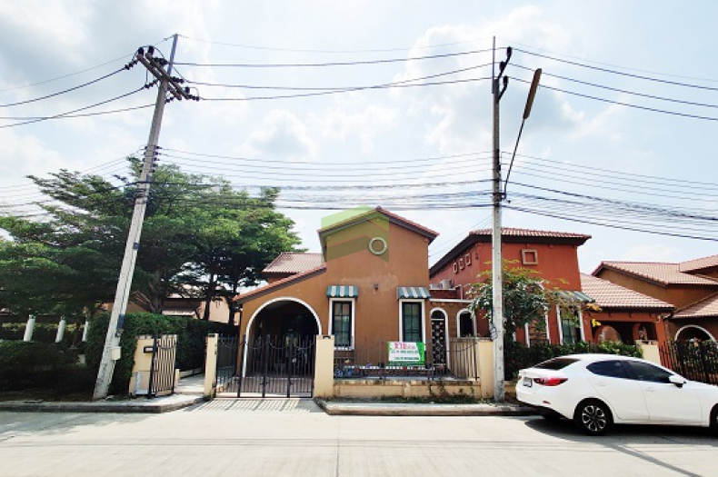 เดอะ พาลาซเซตโต้  วังน้อย (The Palazzetto) ขายด่วน บ้านชั้นเดียว ต้นโครงการ 41.1 ตร.ว ทำเลดี ราคาต่อรองได้