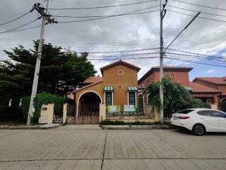 N0601037, เดอะ พาลาซเซตโต้  วังน้อย (The Palazzetto) ขายด่วน บ้านชั้นเดียว ต้นโครงการ 41.1 ตร.ว ทำเลดี ราคาต่อรองได้