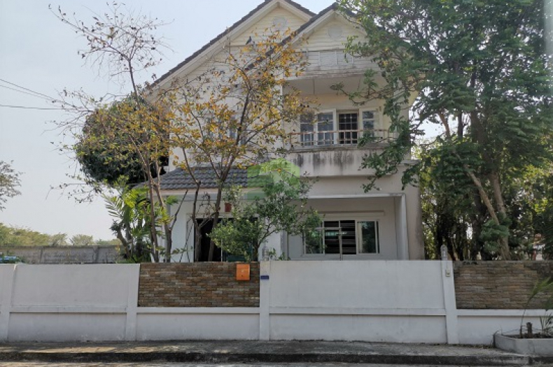 ขายด่วน บ้านเดี่ยว 2 ชั้น หมู่บ้าน ทิพย์พิมาน ซอย วัดลาดปลาดุก หนองเพรางาย ไทรน้อย นนทบุรี