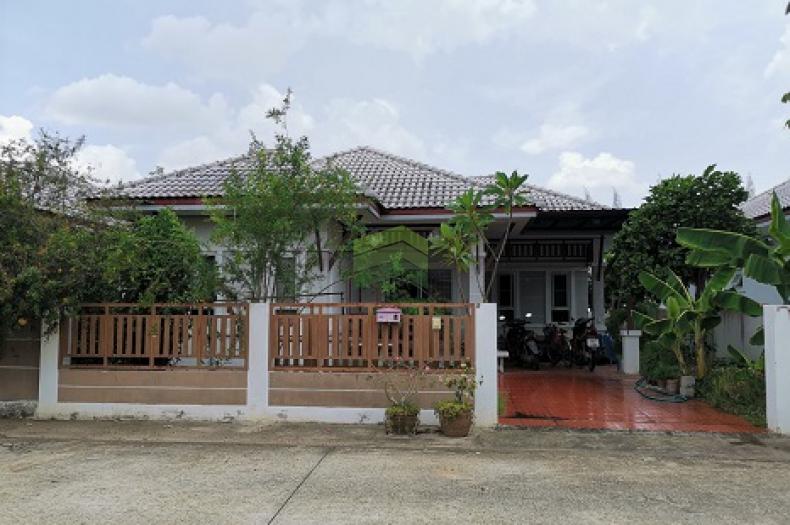 หมู่บ้าน ถิ่นไทดี ขายด่วน บ้านเดี่ยว ชั้นเดียว เนื้อที่ 55 ตร.ว ถนน สืบศิริ ปักธงชัย นครราชสีมา